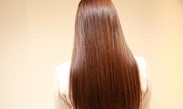 髪本来の輝き